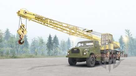 Tatra T148 6x6 v1.2 для Spin Tires