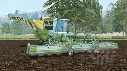 Grimme Tectron 415 для Farming Simulator 2015