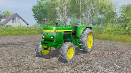 John Deere 2850 islamic green для Farming Simulator 2013