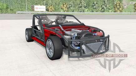 Ibishu 200BX Deathkart для BeamNG Drive
