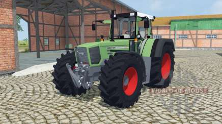 Fendt Favorit 824 Turboshift fruit salad для Farming Simulator 2013