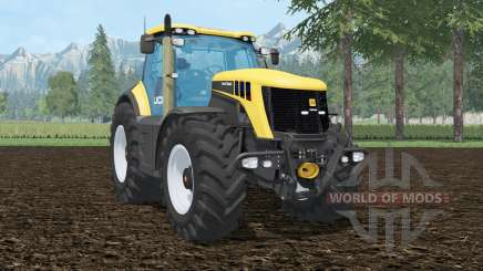 JCB Fastraꞔ 8310 для Farming Simulator 2015