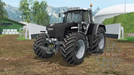Fendt 930 Vario TMS raisin black для Farming Simulator 2015