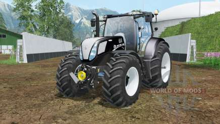 New Holland T7.240 black для Farming Simulator 2015