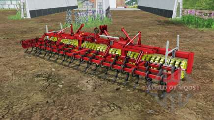 Guttler Avant 610-56 для Farming Simulator 2015