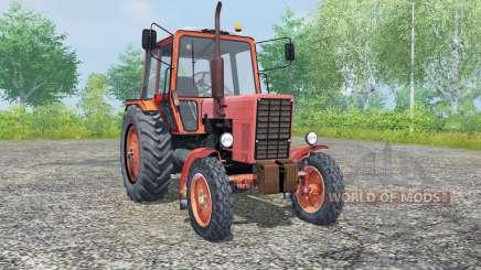 МТЗ-80 Беларуҫ для Farming Simulator 2013
