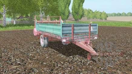 Warfaᶆa N227 для Farming Simulator 2017