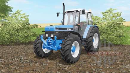 Ford 8340 FL console для Farming Simulator 2017