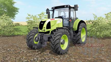 Claas Arion 620 booger busteᶉ для Farming Simulator 2017
