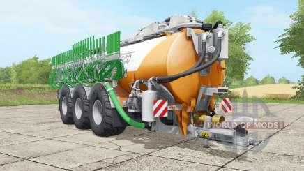 Kaweco Turbo Tanken cadmium orange для Farming Simulator 2017