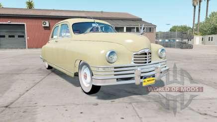 Packard Standard Eight Touring Sedan 1948 для American Truck Simulator