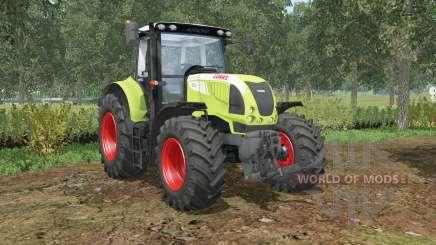 Claas Arion 620 booger buster для Farming Simulator 2015