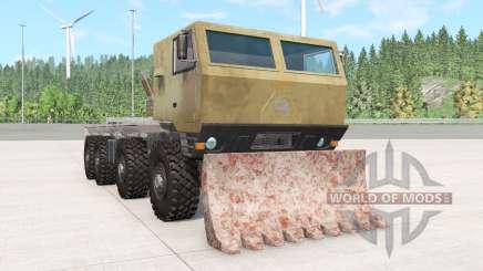 BigRig Truck v1.1.5 для BeamNG Drive