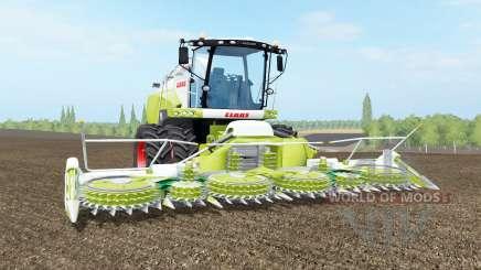 Claas Jaguaᶉ 840-870 для Farming Simulator 2017