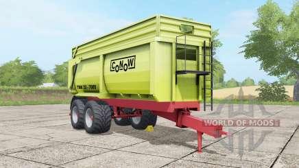 Conoⱳ TMK 22-7000 для Farming Simulator 2017