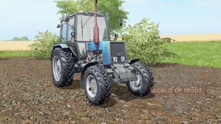 МТЗ-1025 Белаҏуҫ для Farming Simulator 2017