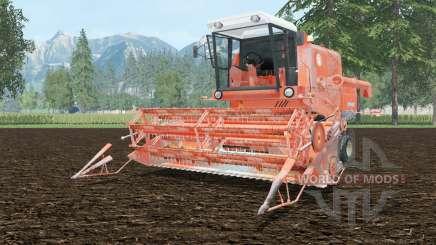 Bizon Supeᶉ Z056 для Farming Simulator 2015