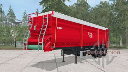 Krampe Sattel-Bandiƭ 30-60 для Farming Simulator 2015