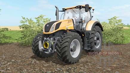 New Holland Ƭ7.290&Ƭ7.315 для Farming Simulator 2017