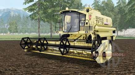 New Holland TF78 vanilla для Farming Simulator 2015