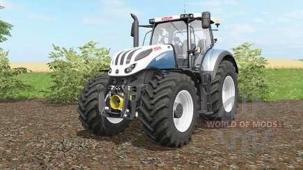 Steyr Terrus 6270&6300 CVƬ для Farming Simulator 2017