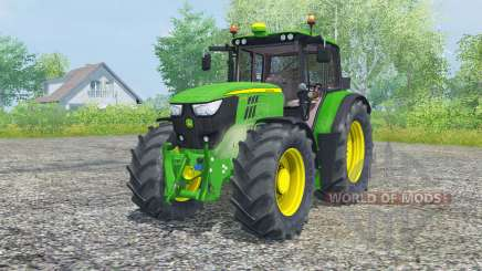 John Deere 6150M для Farming Simulator 2013