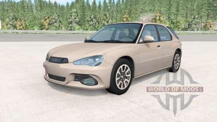 Hirochi Sunburst wagon v1.11 для BeamNG Drive