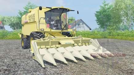 New Holland TF78 primrose для Farming Simulator 2013