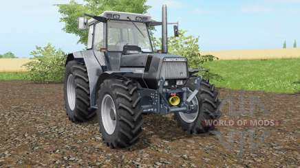 Deutz-Fahr AgroStar 6.61 Black Beauƫy для Farming Simulator 2017