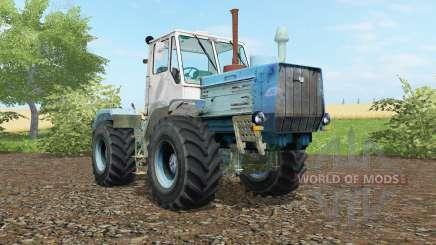 Т-150К умеренно-синий окрас для Farming Simulator 2017