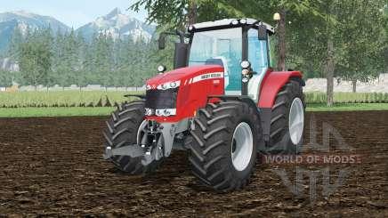 Massey Ferguson 6616 Dyna-VT для Farming Simulator 2015