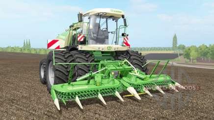 Krone BiG X 480-630 для Farming Simulator 2017