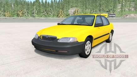 Ibishu Pessima CX 1996 для BeamNG Drive