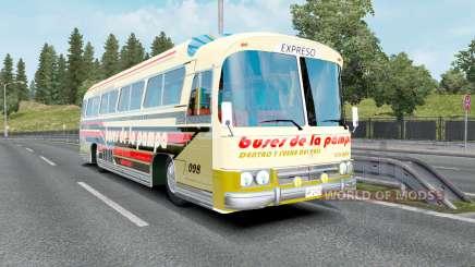 Decaroli Magirus-Deutz для Euro Truck Simulator 2