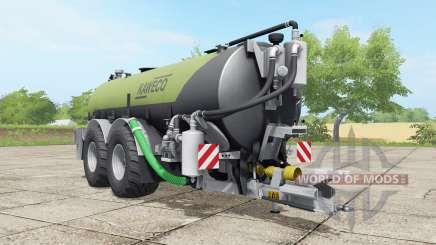 Kaweco Profi III pine glade для Farming Simulator 2017