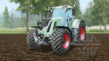 Fendt 939 Vario wheel shadeᶉ для Farming Simulator 2015