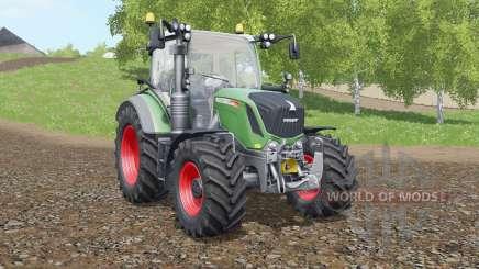 Fendt 310&313 Variꝍ для Farming Simulator 2017