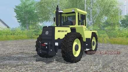 Mercedes-Benz Trac 1300 для Farming Simulator 2013