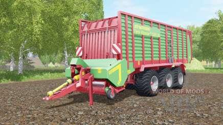 Strautmann Tera-Vitesse CFS 5201 DO _ для Farming Simulator 2017