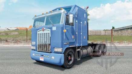 Kenworth K100 carolina blue для Euro Truck Simulator 2