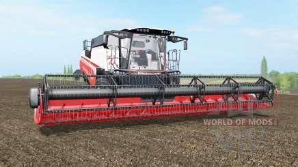 RSM 161 светло-красный окраҫ для Farming Simulator 2017