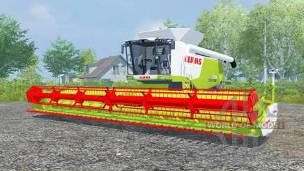 Claas Lexion 770 vivid lime green для Farming Simulator 2013