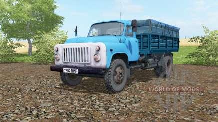 ГАЗ-САҘ-3507 для Farming Simulator 2017