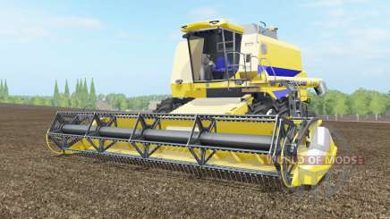 New Holland TC5090 Brazilian Edition для Farming Simulator 2017
