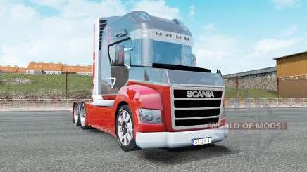 Scania Stax для Euro Truck Simulator 2