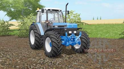 Ford 8340 Powerstar SŁE для Farming Simulator 2017