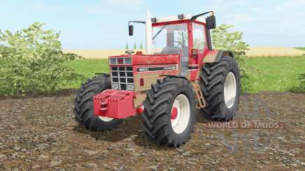 International 1455 XL FL console для Farming Simulator 2017