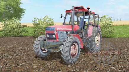 Ursus 1614 fiery rosᶒ для Farming Simulator 2017