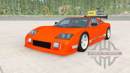 Civetta Bolide Evolution v0.69420 для BeamNG Drive