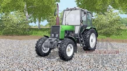 МТЗ-1025 Беларуҫ для Farming Simulator 2017